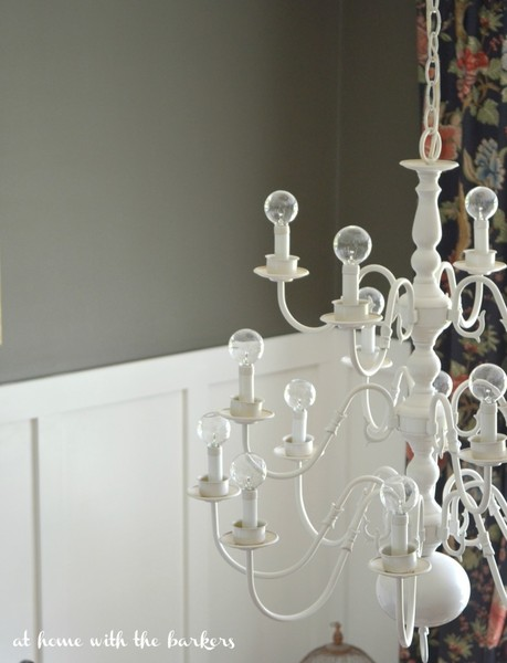 Change out the bulbs easy chandelier hacks lonny easy chandelier hacks aloadofball Gallery