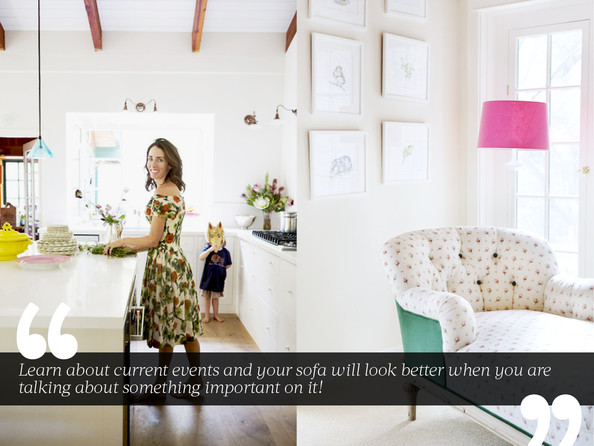 Ruthie Sommers ruthie sommers - designer's best decorating advice from mom - lonny