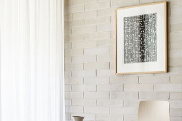In Defense Of An (Almost) All-White Palette