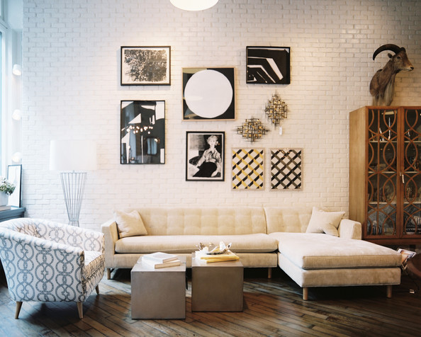 A major trend now as more of the population moves into bigger cities is, consequently, smaller apartments. These days, how do you recommend making the most of limited space?