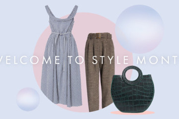 Welcome To Style Month
