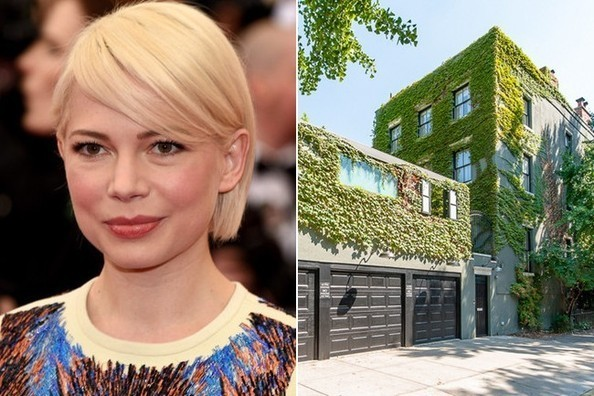Michelle Williams Sells Brooklyn Townhouse