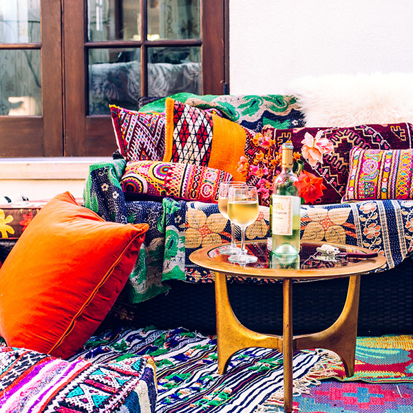 How To Transform Your Tiny Backyard Into Your Fave Hangout