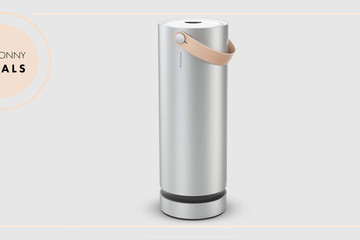 The Lonny Trials: I Tried The Rolls Royce Of Air Purifiers