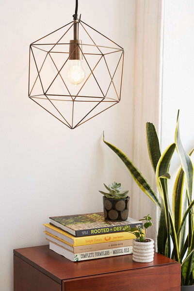 Geo Pendant Light by Magical Thinking