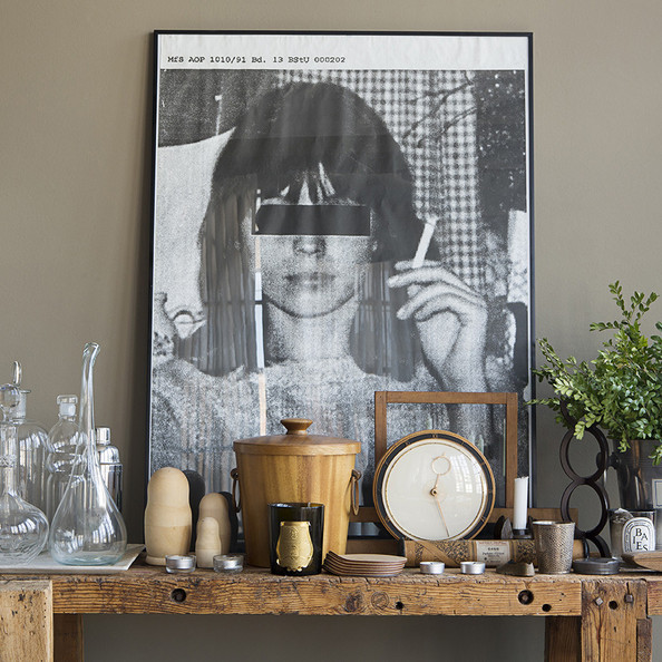 Ideas for Decorating with Posters