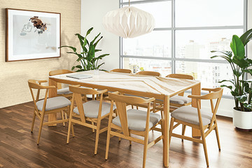 Is Quartz On Your Dining Table The Next Big Thing