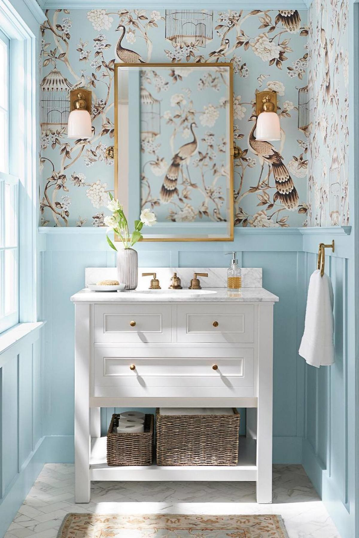 17 Gorgeous Bathroom Paint Colors You Must See Now