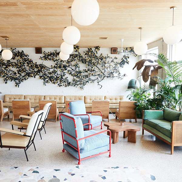 25 Modernized Motels That Are Having A Moment