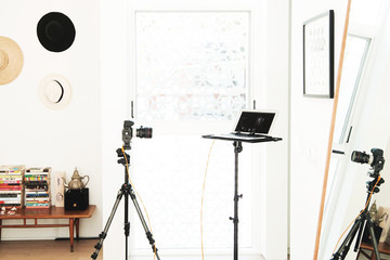 A Behind-The-Scenes Look At Home Tour Photo Shoots