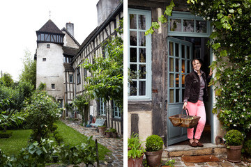 This Rustic Tudor-Style Home Will Make You Want to Move to France