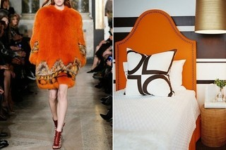 Runway to Room: A Pucci Coat and a Lee Kleinhelter Bedroom