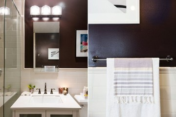 More to Love: A Master Bathroom Makeover