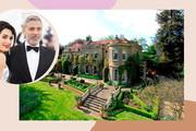 Tour George Clooney and Amal Alamuddin's English Country House