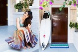 Decorating with Surfboards