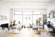 Small Business Thinks Big with Home Office Design