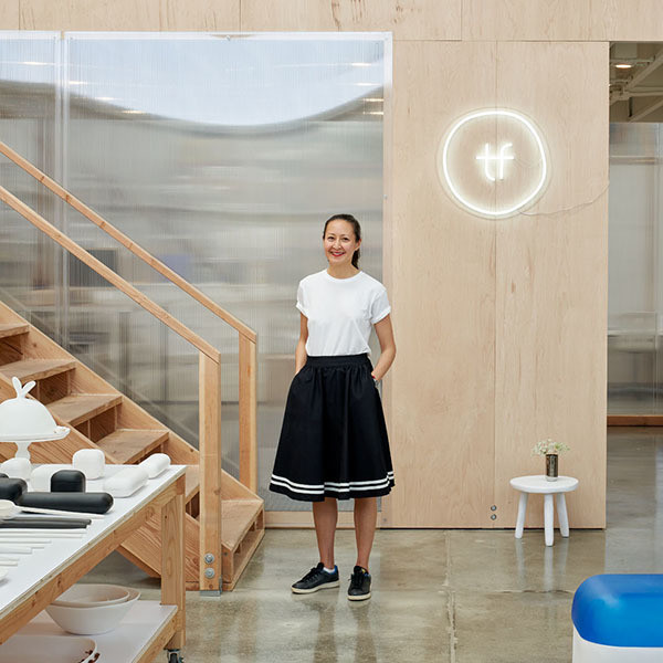 Take A Peek Inside Tina Frey Designs' Incredible San Francisco HQ