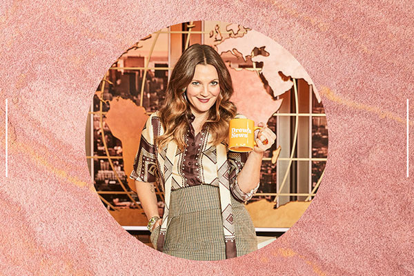 Take A Tour Of Drew Barrymore's New Talk Show Set