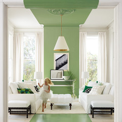 Imaginative Paint Treatments You Won't Get Tired Of