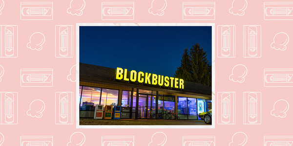 You Can Rent The Last Blockbuster Store Thanks To Airbnb Lonny