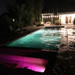 January Jones's Night Swim