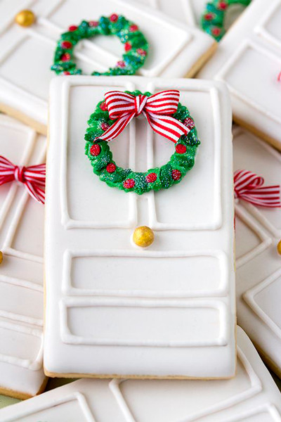 Christmas Door Cookies Christmas Cookies That Are Almost Too