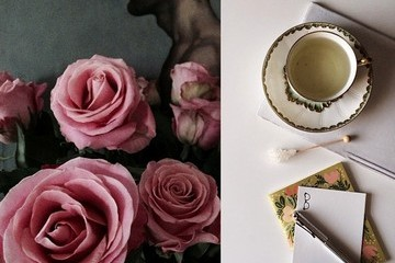 Links We Love: Cropped Pants, Slipper Chairs, and the Perfect Cup of Tea