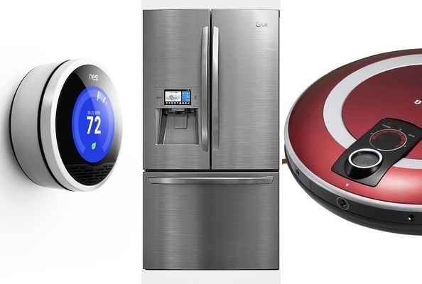 10 Smart Home Appliances