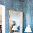 Tell us about the the wallpaper you have in your bedroom.