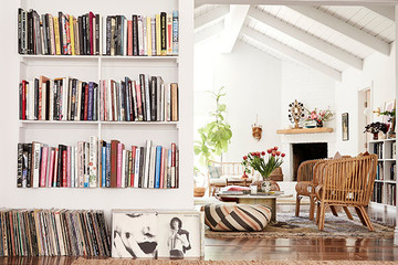 This Eclectic L.A. Home Harks Back To Old Hollywood