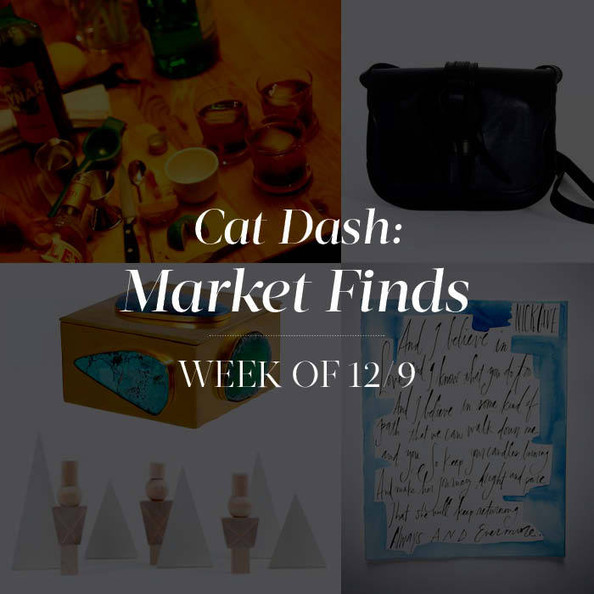 Market Finds: Week of December 9th