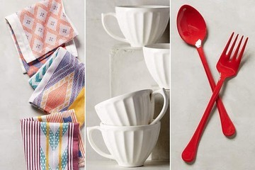 50 Cool Decorating Pieces Under $50 from Anthropologie
