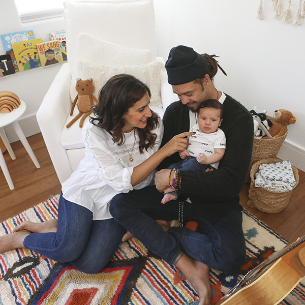 Peek Inside Michael Franti's Adorable And Sustainable Nursery
