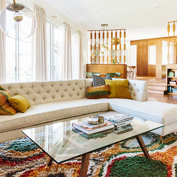 How To Design A Room In Colors That Defined A Decade