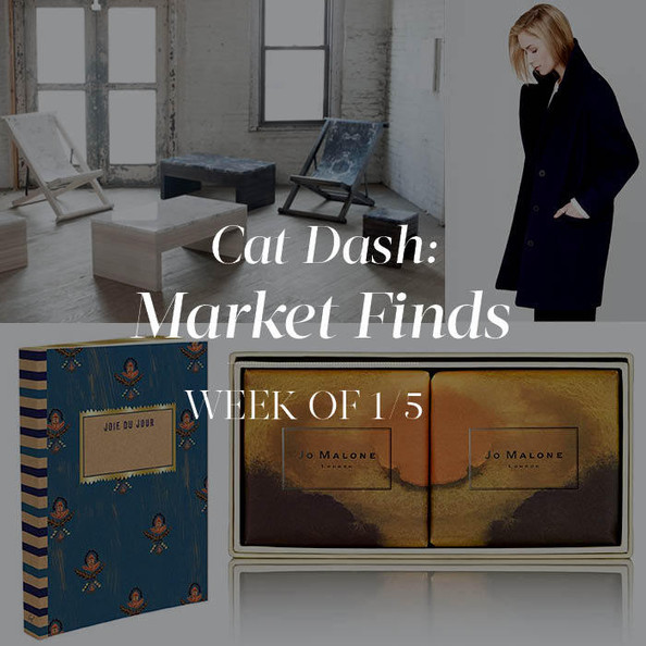 Market Finds: Week of January 5, 2015