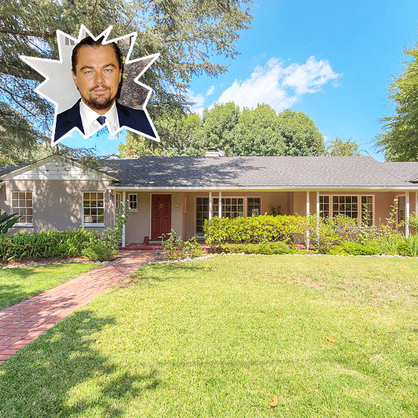 See Leonardo DiCaprio's California Ranch House