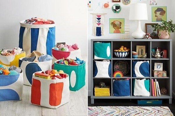 The Color Pop Storage Collection, $19.95 each.