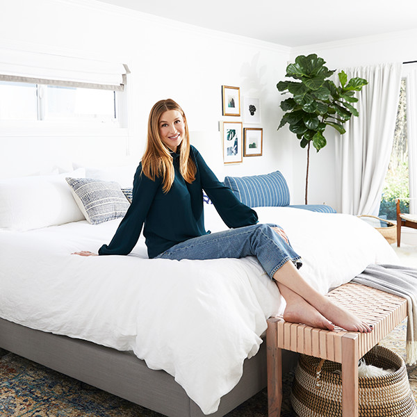 Explore Whitney Port's Dreamy New Bedroom And Nursery