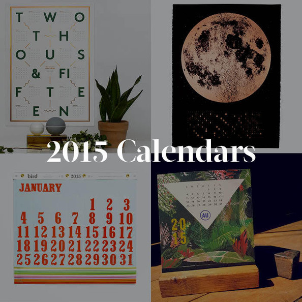 The 10 Best Calendars For 2015