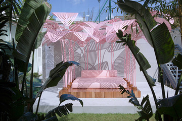 The Millennial Pink Daybed Of Your Dreams