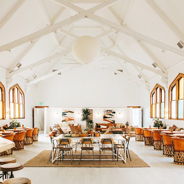 This Renovated Church Is S.F.'s Cali-Cool Clubhouse For Women