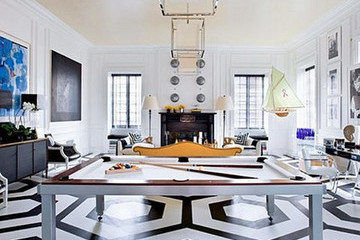 Cool Painted Floors Are Taking Over Instagram