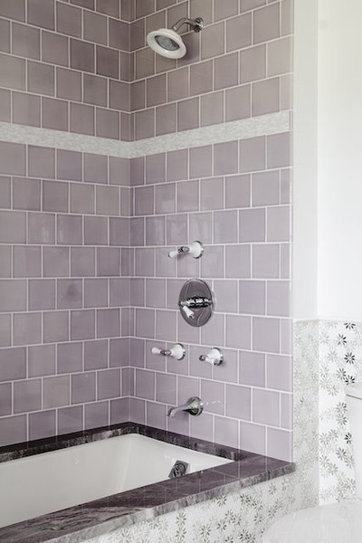 Statement Shower