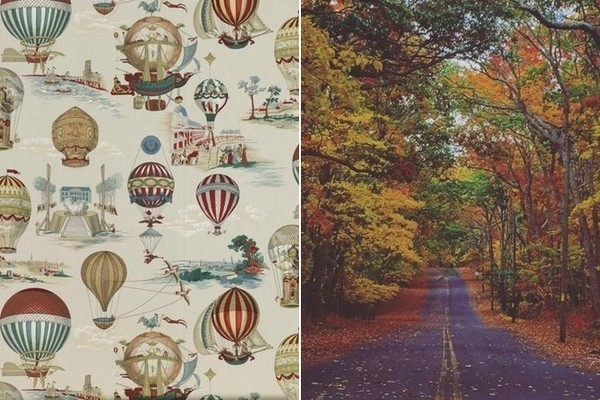 D.I.Y. Marble & Copper Stationery, A Rural Road Covered in Fall Leaves, and Bedside Styling Ideas