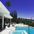Chrissy Tiegen and John Legend's Poolside Perfection