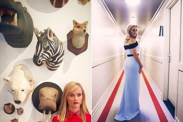 Photos via @reesewitherspoon