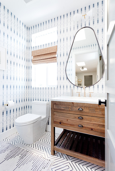 Donu0027t Use Patterns   10 Myths About Decorating Small Spaces You Need To Stop