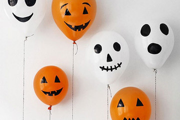 10 OG Halloween Hacks for Last-Minute Decorating on Pinterest