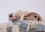 Made in America: Blanket and Throws by Maine Woolens | Lonny.com