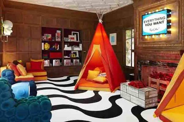 Pop Art Playroom
